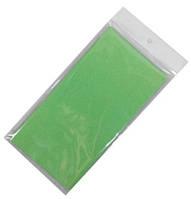 Бумага тишью (папиросная) 50х50см (10 листов/набор) светло-зеленый