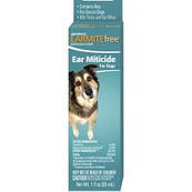 SENTRY EARMITE free СЕНТРИ БЕЗ УШНОГО КЛЕЩА капли с алоэ против ушного клеща для собак , 0.029 л.
