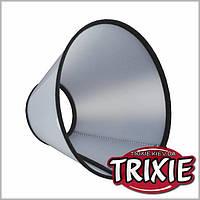 Trixie Защитный воротник на липучке 50-58см / 28см