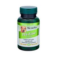 Нутри-Вет «АНТИ-СТРЕСС» успокаивающий комплекс для собак, жевательные таблетки (60 таблеток)