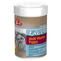 Excel Multi Vitamin Tablets-Puppy мультивитамины для щенков, 185 мл.