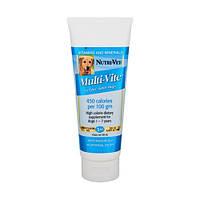 Nutri-Vet МУЛЬТИ-ВИТ ГЕЛЬ (Multi-Vite) комплекс витаминов и минералов для собак, 0.089 л.