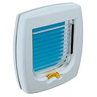 Ferplast (Ферпласт) Дверка SWING 1 для кошек и собак для установки в двери из различных материалов