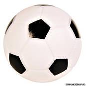 Trixie Виниловая игрушка для собак Футбольный мяч со звуком, o 8 см.