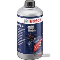 Тормозная жидкость BOSCH DOT4 ✔ 0.5 л.