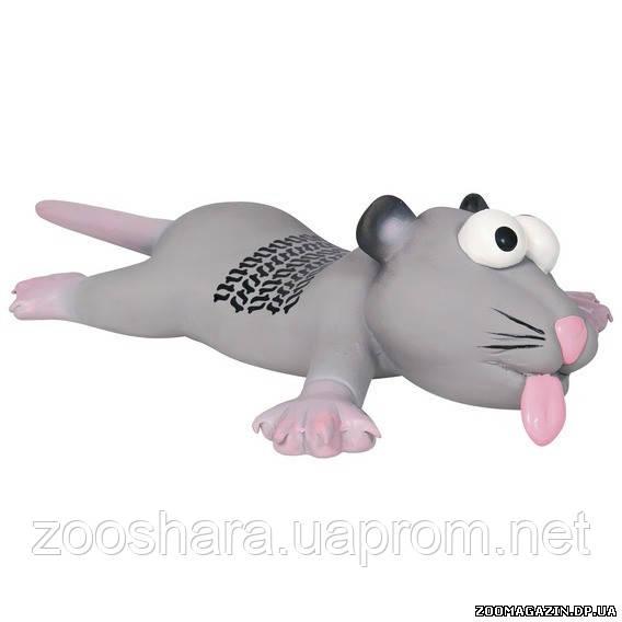 Trixie Латексная игрушка для собак крыса/мышь с языком, 22 см. - Интернет - магазин  zooshara в Одессе