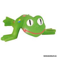 Trixie Латексная лягушка игрушка для собак, 22,5 см.