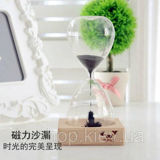 Часы песочные магнитные Magnet Hourglass