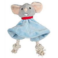 Trixie Плюшевая игрушка для собак Мышь, 18 см.