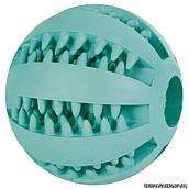 Trixie Игрушка для собак мяч бейсбольный с ароматом мяты, o 5 см.