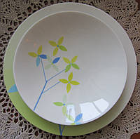 Набор тарелок суповых Allure Форест