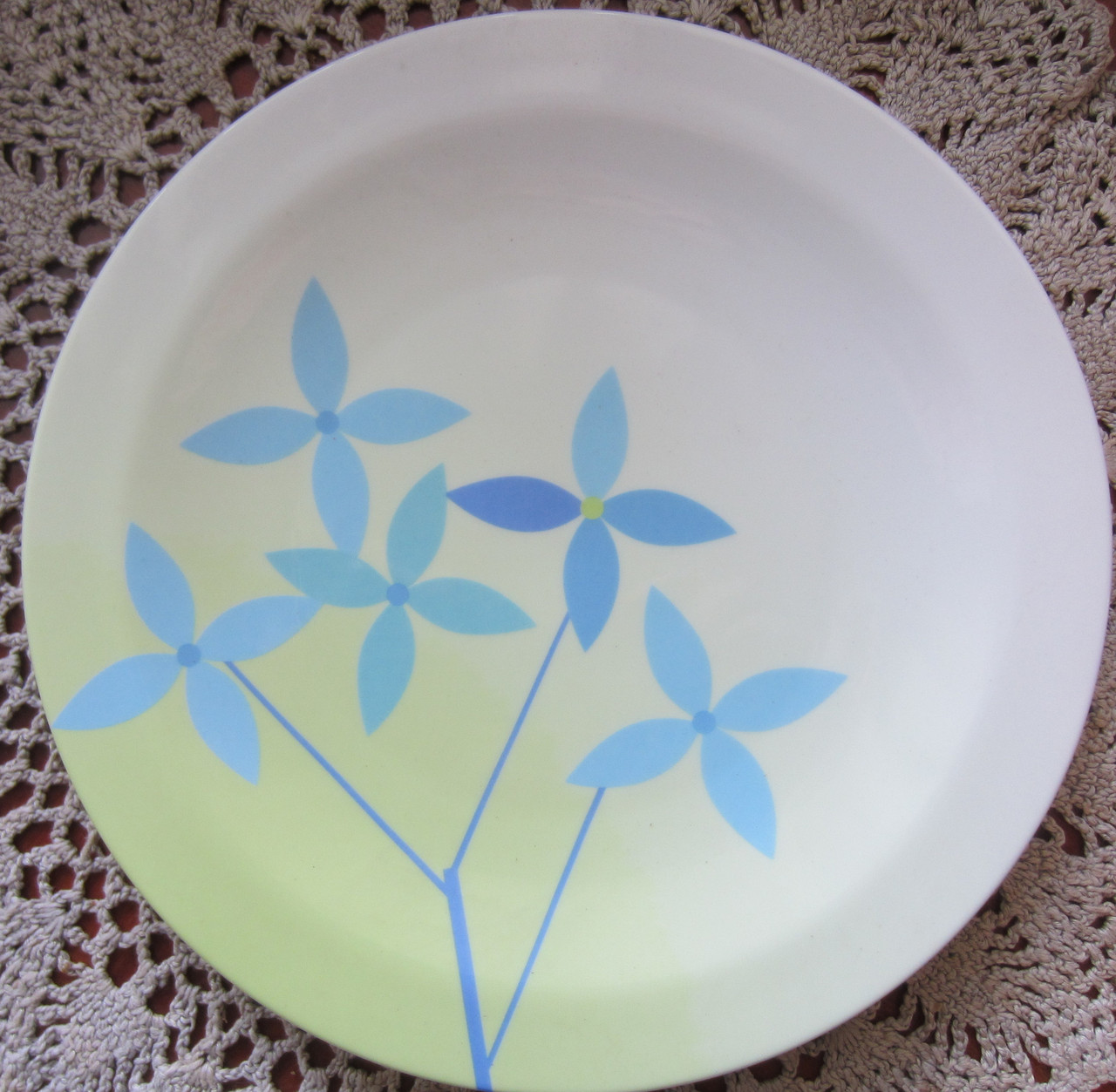 Тарелка обеденная Allure Форест