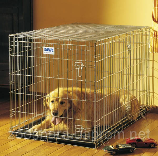 Клетка для собак Savic DOG RESIDENCE 118x76x88cм