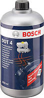 Тормозная жидкость BOSCH DOT4 ✔ 1 л.