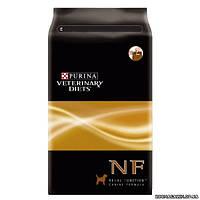Purina Veterinary Diets NF - лечебный корм для собак при хронической почечной недостаточности, 3 кг.