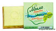 Псориаз - Мыло Акрустал для волосистой части головы Мятное облако,100 гр