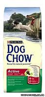 Dog Chow (Дог Чау) Active 14кг - корм для активных собак