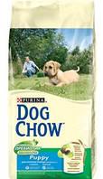 Dog Chow (Дог Чау) Puppy Large Breed 14кг - корм для щенков крупных пород с индейкой