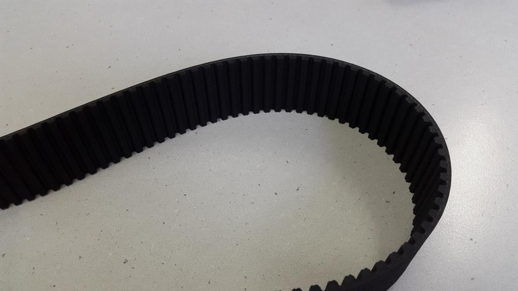 Ремінь зубчатий HTD-8M 640-30mm Optibelt