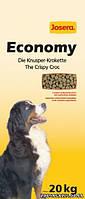Josera (Йозера) Economi Полнорационный сухой корм для взрослых собак, 20 кг.
