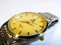 Мужские кварцевые часы Rolex на браслете R5145, фото 1
