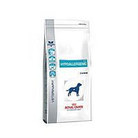 Royal Canin (Роял Канин) Hypoall dog DR21 14кг Полнорационная гипоаллергенная диета для собак свыше 10 кг при пищевой аллергии, непереносимости