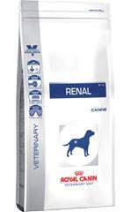 Royal Canin (Роял Канин) Renal dog RF16 2кг Диета для собак при хронической почечной недостаточности