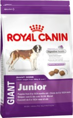 Royal Canin (Роял Канин) Giant junior 15кг (для щенков от 8 до 18-24мес.)
