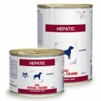 Royal Canin Hepatic Dog Can при заболеваниях печени, 200 гр.