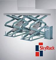 Подъемник ножничный электрогидравлический SkyRack SR-3030C