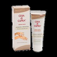 Крем для рук с эффектом отбеливания, от пигментных пятен. DOTTOR CICCARELLI, CERA DI CUPRA® Crema  mani Nutrie