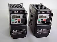 Преобразователь частоты HITACHI WL200-004SF, 0.4кВт, 2.6A, 220В. Вольт-частотный. Mini-USB, PLC.