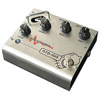 Педаль эффектов BIYANG OTD100VAL Distortion Tube pedal