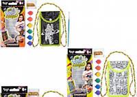 Набор для творчества My Color Phone чехол для телефона-раскраска Анти-Стресс, Danko Toys, COP-01-01