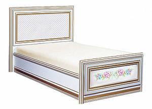 Кровать Принцесса 80х190 Скай 90х190
