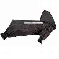 Karlie-Flamingo RAINCOAT SAFETY комбинезон защитный одежда для собак, черный 30см