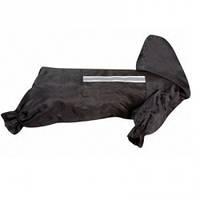 Karlie-Flamingo RAINCOAT SAFETY комбинезон защитный одежда для собак, черный 26см