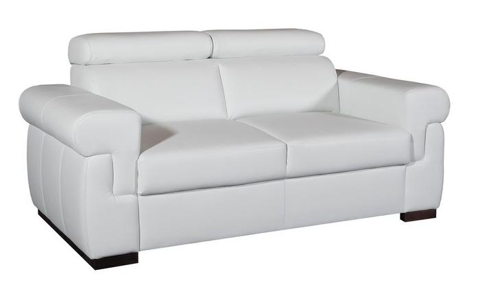 """Двухместный кожаный диван """"Everest"""" (180 см), фото 2"""
