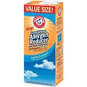 Arm & Hammer Carpet & Room Allergen Reducer and Odor Eliminator дезодорант-порошок для ковров