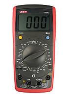Мультиметр цифровой UNI-T UT-39C + термопара