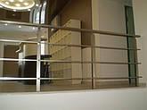 Квадратные алюминиевые перила, фото 2