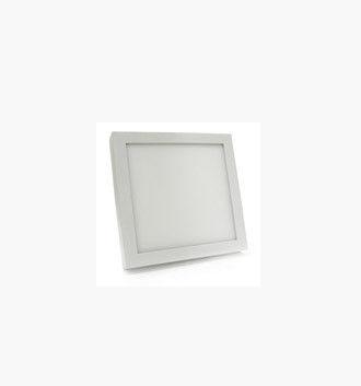 Точечный светодиодный накладной светильник Wall Light Aluminum 12W квадрат