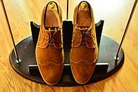 Мужские Итальянские туфли броги Florentino.