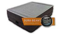 Двуспальная надувная кровать Intex 64418 (203х152x56 см.) с электрическим насосом.