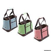 Ferplast MALIBU' сумка-переноска для для животных, 33 x 21,5 x h 24 см.