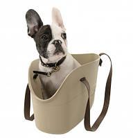 Ferplast With-Me - сумка-переноска для собак и кошек, 43,5 x 21,5 x h 27 см.