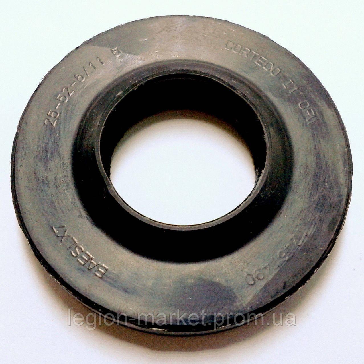 Сальник 25*52*8/11.5 1246149007 для стиральной машины Zanussi