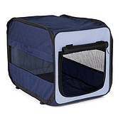 СУМКА ТРАНСПОРТНАЯ СКЛАДНАЯ TRIXIE Twister Mobile Kennel (TX-39693)