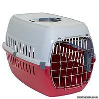 Переноска для собак и котов Moderna РОУД-РАННЕР 1, с металлической дверью IATA, (51Х31Х34 см)