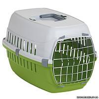 Переноска для собак и котов Moderna РОУД-РАННЕР 1, с металлической дверью (51Х31Х34 см)